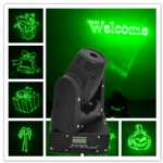 LHA50G DMX Animation Mini Movinghead Laser Light