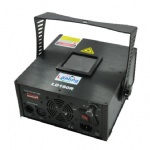 LD160R MovingHead Fat-beam 2in1 Single-Beam and Pattern-effects Laser Rain