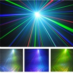 L658RGB 230mW RGB scanning big-dots Twinkling star laser light